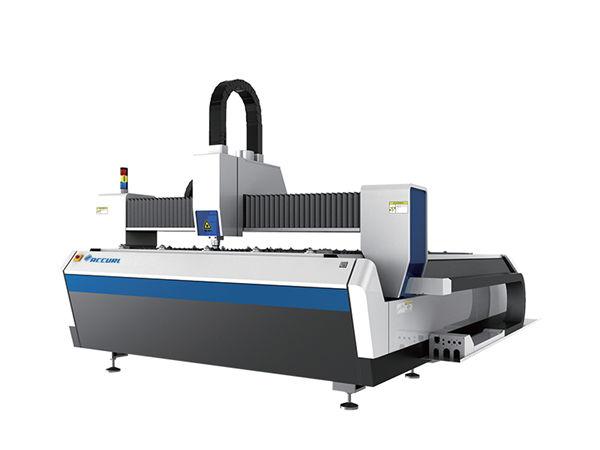 double usage laser cnc métal cutter, machine automatique cnc de laser de fibre